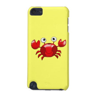 Cute red crab iPod touch (5th generation) case