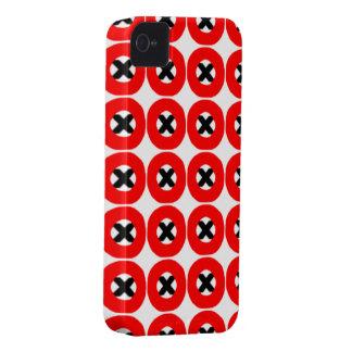 Cute Red Designer iPhone 4 4S Case Women s Gift iPhone 4 Case-Mate Case