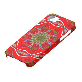 Cute Red Designer iPhone 5 Case Women s Gift