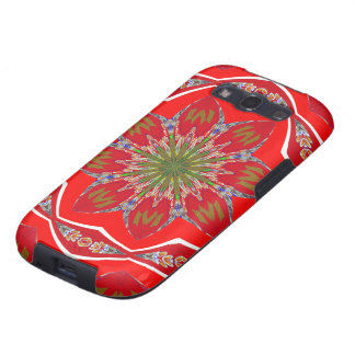 Cute Red Designer Samsung Galaxy Case Women s Gift Galaxy S3 Covers