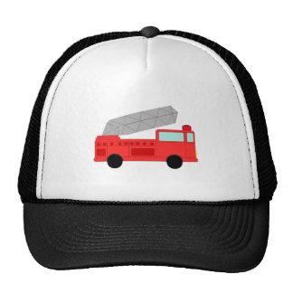 Cute Red Firetruck Cap