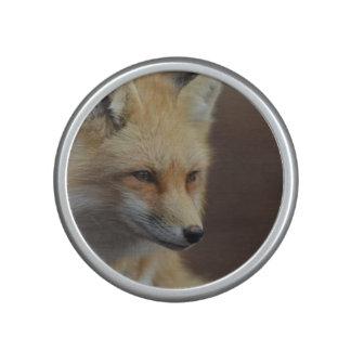 Cute Red Fox Bluetooth Speaker