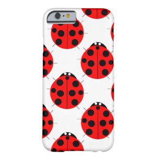 Cute Red Ladybug Designer iPhone 6 case Gift