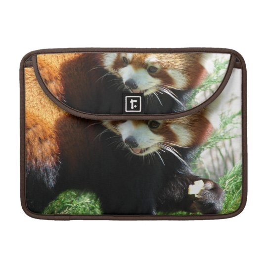 "Cute Red Panda Bear 13"" MacBook Sleeve Sleeve For MacBook Pro"