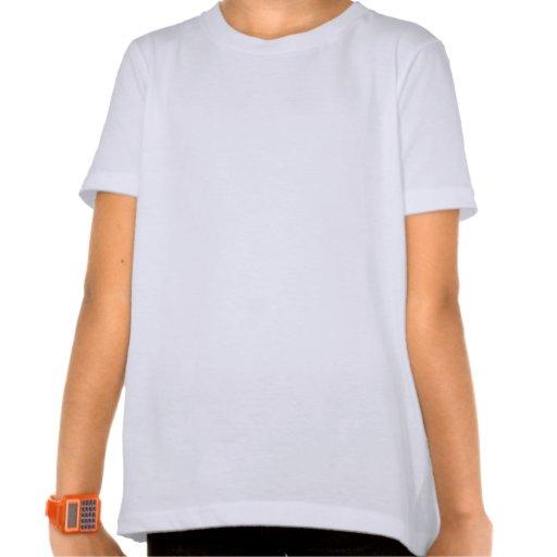 Cute Red Panda Bear Girl's T-Shirt