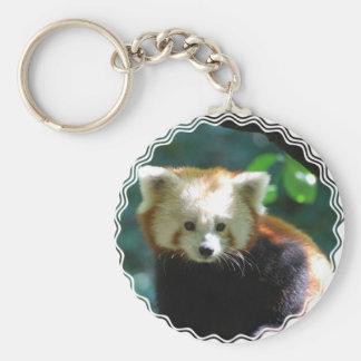Cute Red Panda Key Chains