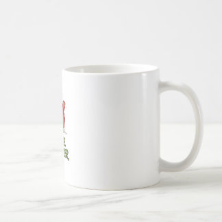 Cute red tickle Monster by send2smiles Coffee Mug