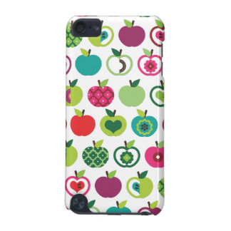 Cute retro apple flower pattern design iPod touch 5G cover