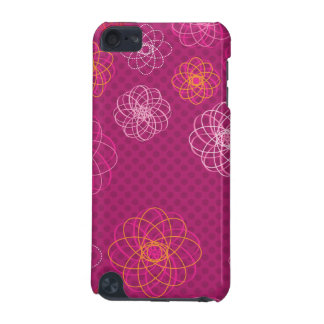 Cute retro flower pattern ipod case iPod touch (5th generation) case