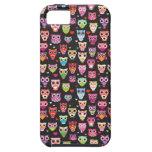 Cute retro owl pattern iphone 5 cover