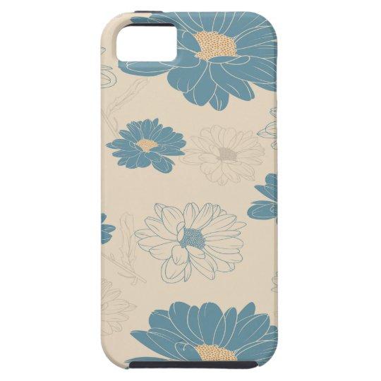 Cute retro romantic daisy iPhone 5 covers