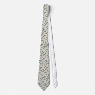 Cute retro romantic daisy tie