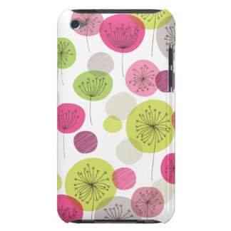 Cute retro tree flower pattern design iPod touch covers