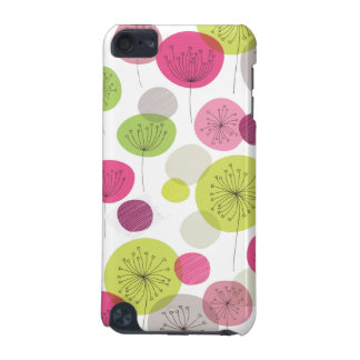 Cute retro tree flower pattern design iPod touch (5th generation) covers
