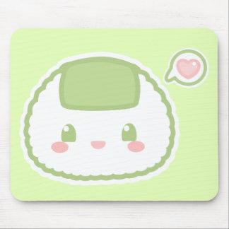 Cute Riceball Mousepad