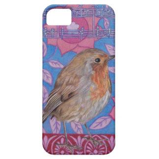 Cute Robin Art iPhone 5 Case by Case-Mate