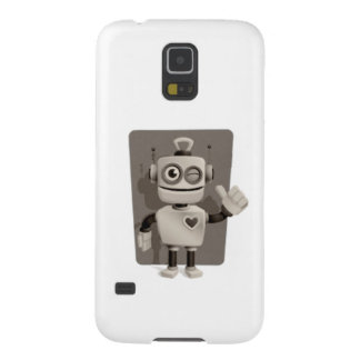 Cute Robot Cases For Galaxy S5