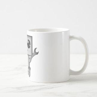 Cute Robot Coffee Mugs