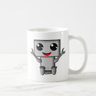 Cute Robot Mugs