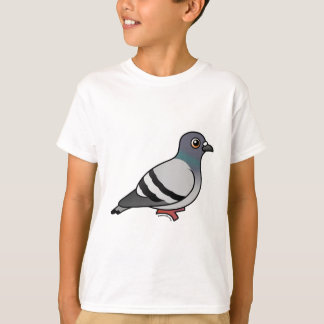 Cute Rock Pigeon T-Shirt