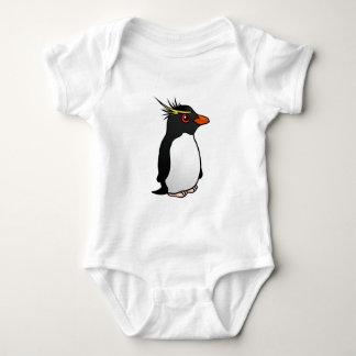 Cute Rockhopper Penguin T-shirt