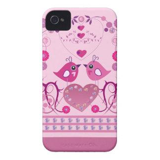 Cute Romantic iPhone 4 case