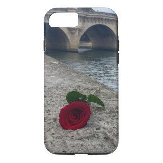 CUTE ROSE IN PARIS IPHONE 7 CASE