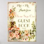 Cute roses poster