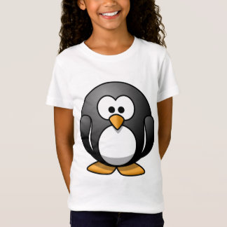 Cute Round Penguin Designs T-Shirt