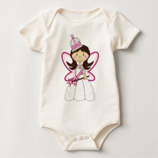 Cute Royal Princess Babygro Baby Bodysuit