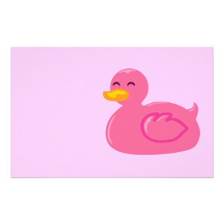 Cute Rubberducky Stationery