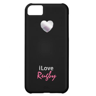 Cute Rugby iPhone 5C Covers