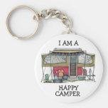 Cute RV Vintage Popup Camper Travel Trailer