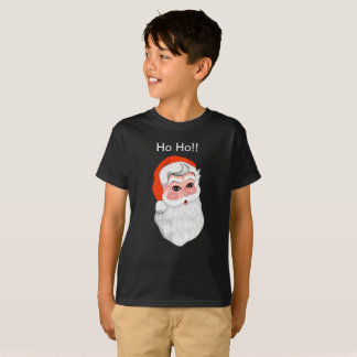 "Cute ""Santa Claus"" Merry Christmas T-Shirt"