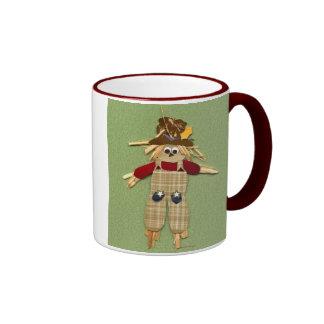Cute Scarecrow Mug