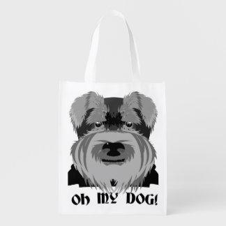 Cute Schnauzer Oh My Dog