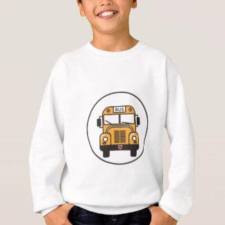 Cute School Bus Sweatshirt