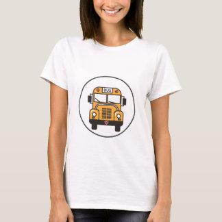 Cute School Bus T-Shirt
