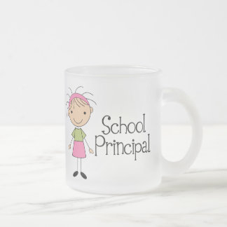 Cute School Principal Coffee Mug