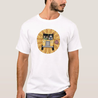 Cute Schoolbus design T-Shirt