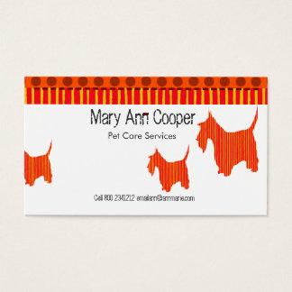 Cute Scott Terrier Pet Services   Pet Care