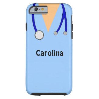 Cute Scrubs Personalised Medical iPhone 6 case Tough iPhone 6 Case