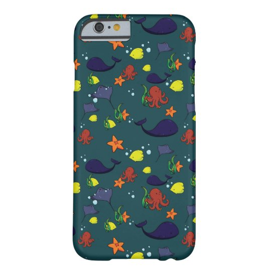 Cute Sea Life Phone Case