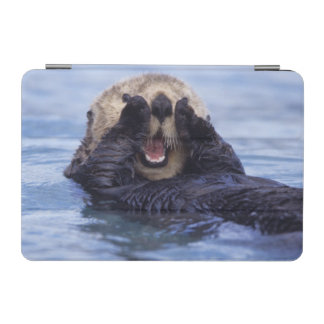 Cute Sea Otter | Alaska, USA iPad Mini Cover