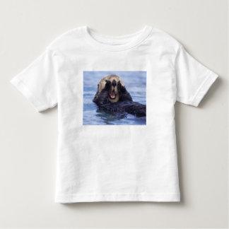 Cute Sea Otter | Alaska, USA Toddler T-Shirt