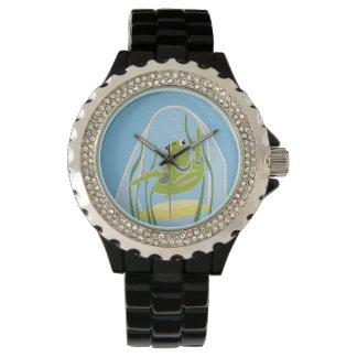 Cute Sea Turtle Wrist Watches