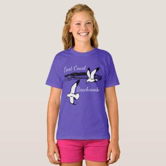 Cute Seagull Beach East Coast Beachcomber shirt