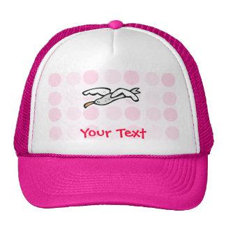 Cute Seagull Trucker Hat