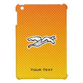Cute Seagull; Yellow Orange iPad Mini Covers