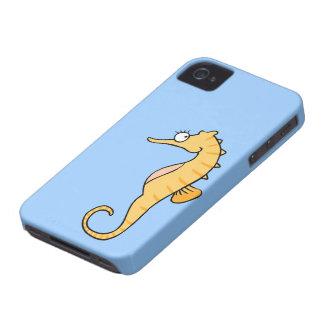Cute Seahorse iPhone 4 Case